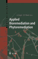 Pdf Applied Bioremediation and Phytoremediation Telecharger