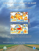 "State of the Climate in 2009: Special Supplement to the ""Bulletin of the American Meteorological Society"" (Vol. 91, No. 6, June 2010)"