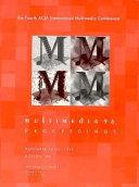 ACM Multimedia Conference Proceedings 1996