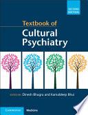 Textbook of Cultural Psychiatry Book