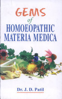 Gems of Homoeopathic Materia Medica