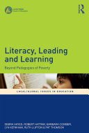 Literacy, Leading and Learning