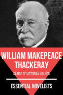 Essential Novelists   William Makepeace Thackeray