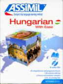 Hungarian with ease. Con 4 CD