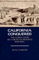 California Conquered