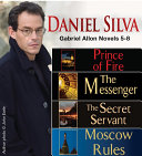 Daniel Silva Gabriel Allon Novels 5-8
