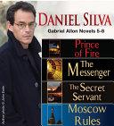 Daniel Silva Gabriel Allon Novels 5-8 ebook