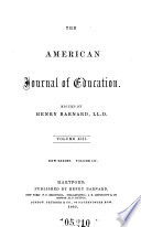 """""""The"""" American journal of education"""