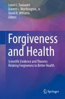 Pdf Forgiveness and Health