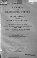 The Geology of the Country Round Stockport  Macclesfield  Congleton  and Leek