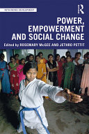 Power  Empowerment and Social Change
