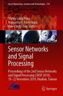 Sensor Networks and Signal Processing