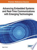 Advancing Embedded Systems And Real Time Communications With Emerging Technologies Book PDF