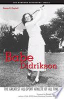 Babe Didrikson Book