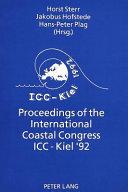 Proceedings of the International Coastal Congress  ICC Kiel  92
