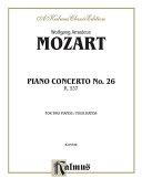Piano Concerto No  26 in D  K  537