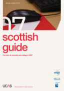 Scottish Guide 2007 Entry