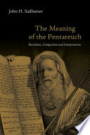 The Meaning of the Pentateuch