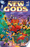 Death of the New Gods  2007    1
