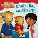 Daniel has an allergy