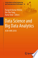 Data Science And Big Data Analytics Book PDF