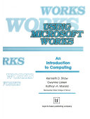 Using microsoft works