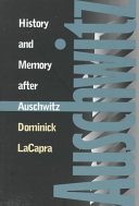 History and Memory After Auschwitz ebook