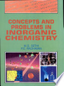 Concepts And Problems In Inorganic Chemistry