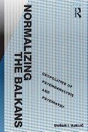 Normalizing the Balkans Pdf/ePub eBook