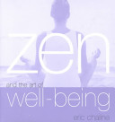 Zen and the Art of Well being