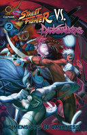 Street Fighter Vs Darkstalkers Vol 2