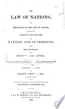 Principles of the law of nature