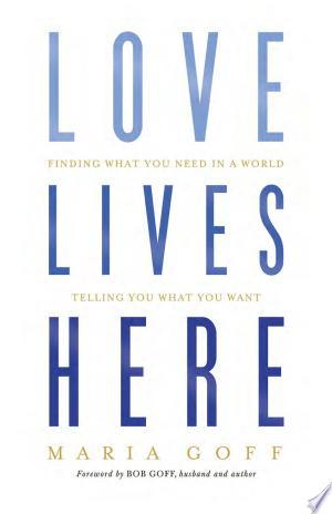 Download Love Lives Here Books - RDFBooks