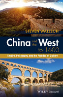 China and the West to 1600 Pdf/ePub eBook