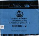 National Economic Empowerment and Development Strategy   2