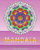 Colorful Mandala Coloring Book