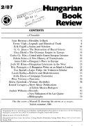 Hungarian Book Review