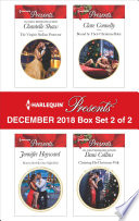 Harlequin Presents December 2018 Box Set 2 Of 2