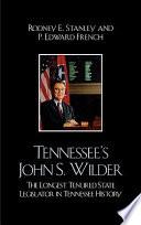 Tennessee's John S. Wilder