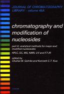 Analytical Methods for Major and Modified Nucleosides - HPLC, GC, MS, NMR, UV and FT-IR