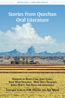 Pdf Stories from Quechan Oral Literature