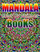 Mandala Color by Number Books