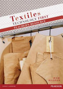 Cover of Textiles Technology First Teacher Resource Pack