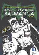 The Jiro Kuwata Batmanga