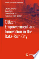 Citizen Empowerment and Innovation in the Data Rich City