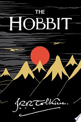 Book cover of 'The Hobbit' by J.R.R. Tolkien