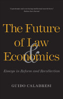 The Future of Law and Economics