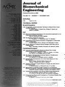 Journal of Biomechanical Engineering