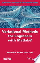 Variational Methods For Engineers With Matlab Book PDF