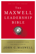 NKJV, Maxwell Leadership Bible, Third Edition, Ebook Pdf/ePub eBook